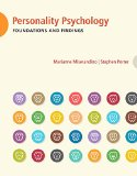 Personality Psychology Foundations and Findings, First Canadian Edition  2016 9780205897452 Front Cover