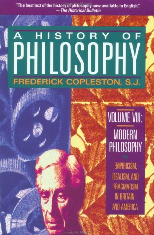 History of Philosophy, Volume 8  N/A edition cover