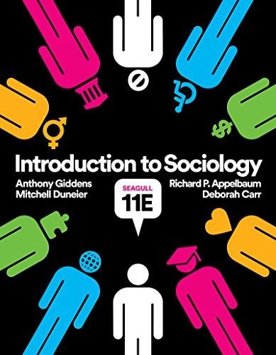 Introduction to Sociology:   2018 9780393639452 Front Cover