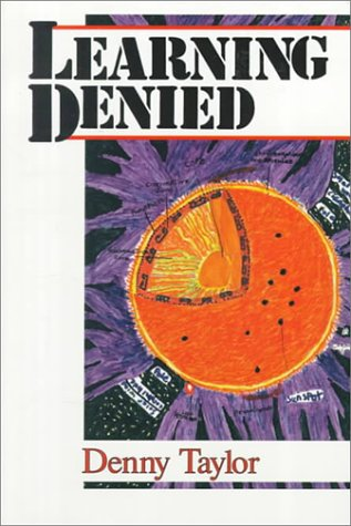 Learning Denied   1990 edition cover