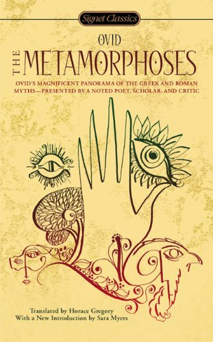 Metamorphoses  N/A edition cover
