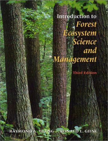 Introduction to Forest Ecosystem Science and Management  3rd 2003 (Revised) edition cover