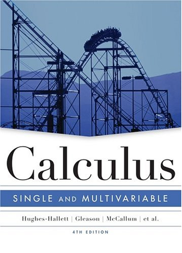 Calculus Single and Multivariable 4th 2005 (Revised) edition cover