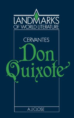 Cervantes Don Quixote  1990 9780521313452 Front Cover