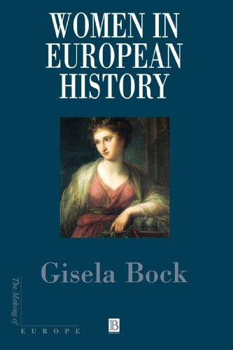 Women in European History   2002 edition cover