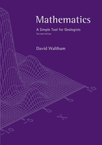 Mathematics A Simple Tool for Geologists 2nd 2000 (Revised) edition cover