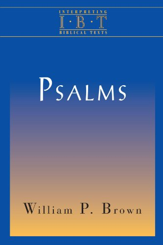 Psalms   2010 edition cover