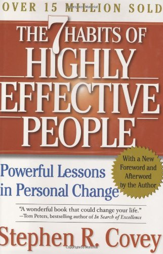 7 Habits of Highly Effective People Powerful Lessons in Personal Change  2004 edition cover
