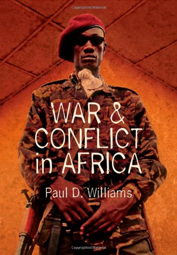War and Conflict in Africa   2011 edition cover