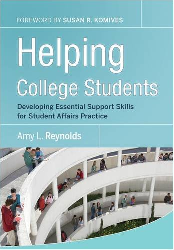 Helping College Students Developing Essential Support Skills for Student Affairs Practice  2008 edition cover