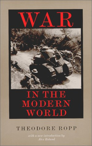 War in the Modern World   2000 (Revised) edition cover