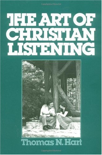Art of Christian Listening  N/A edition cover