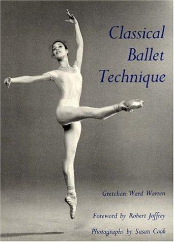Classical Ballet Technique   1989 edition cover