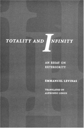Totality and Infinity An Essay on Exteriority  1969 edition cover