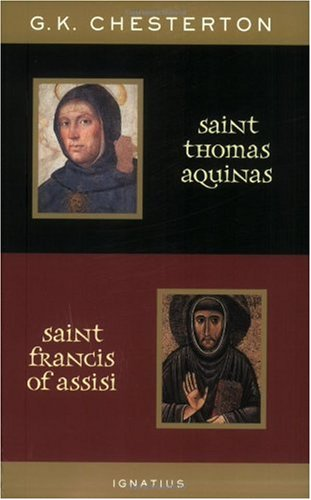 St. Thomas Aquinas and St. Francis of Assisi 1st 2002 edition cover