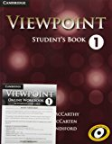 Viewpoint Level 1 Blended Online Pack (Student's Book and Online Workbook Activation Code Card)  N/A 9781107617452 Front Cover