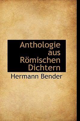 Anthologie Aus R÷Mischen Dichtern  2009 edition cover