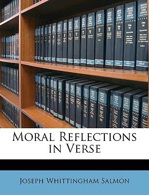 Moral Reflections in Verse  N/A edition cover