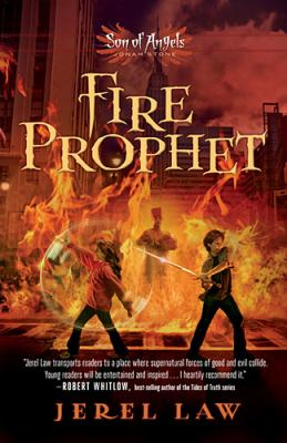 Fire Prophet   2012 9781400318452 Front Cover