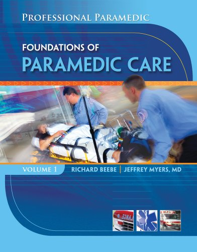 Foundations of Paramedic Care   2010 edition cover