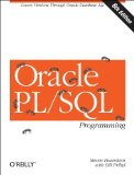 Oracle PL/SQL Programming  6th 2014 edition cover