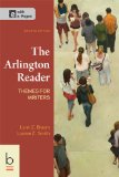 The Arlington Reader: Themes for Writers  2013 edition cover