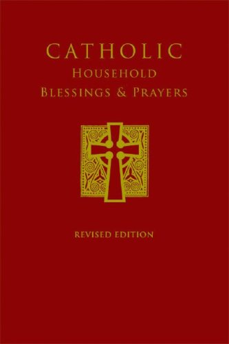 Catholic Household Blessings and Prayers  Gift edition cover