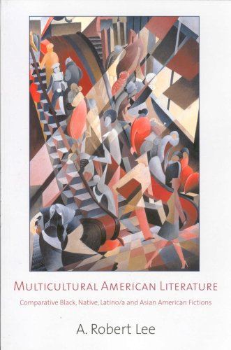 Multicultural American Literature Comparative Black, Native, Latino/a, and Asian American Fictions  2003 edition cover