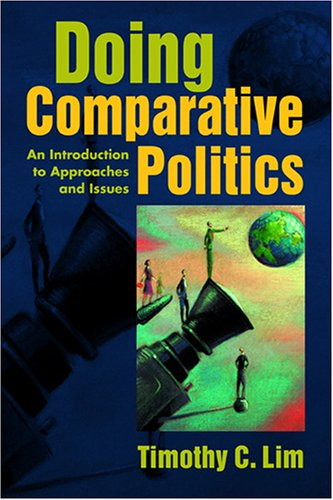 Doing Comparative Politics An Introduction to Approaches and Issues  2006 edition cover