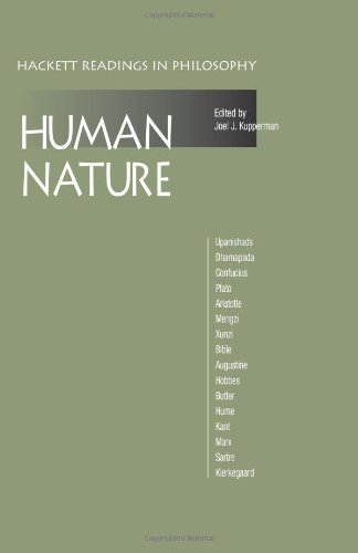 Human Nature A Reader  2012 edition cover