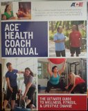 ACE HEALTH COACH MANUAL                 N/A edition cover