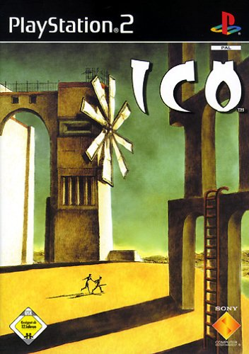 ICO PlayStation2 artwork