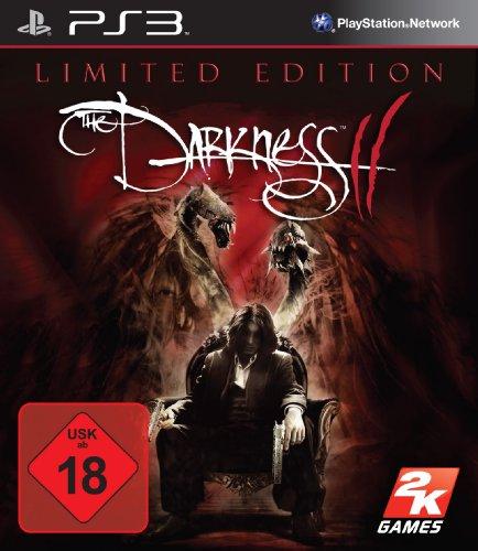 DARKNESS 2 PlayStation 3 artwork