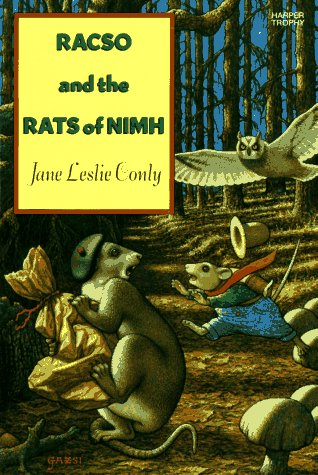 Racso and the Rats of NIMH  N/A edition cover