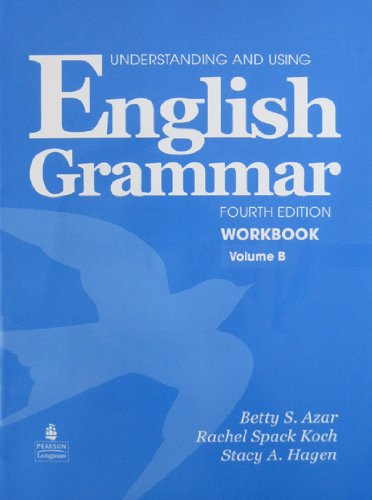 Understanding and Using English Grammar  4th 2009 (Workbook) edition cover