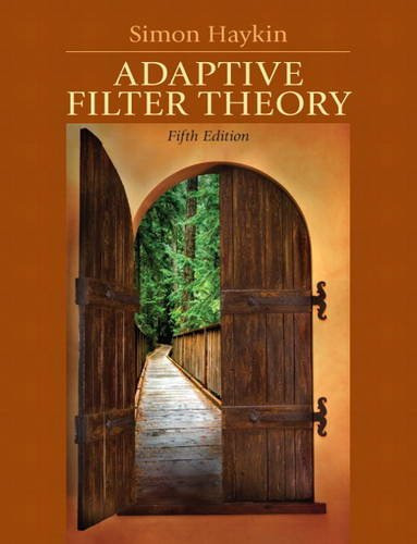 Adaptive Filter Theory  5th 2014 (Revised) 9780132671453 Front Cover