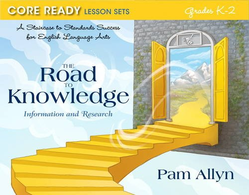 Road to Knowledge Information and Research  2014 edition cover