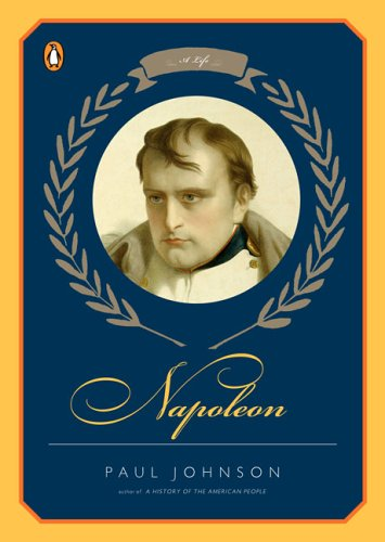 Napoleon A Life N/A edition cover