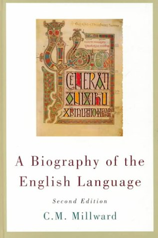 Biography of the English Language  2nd 1996 edition cover