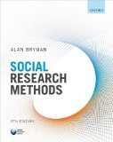Social Research Methods  5th 2015 9780199689453 Front Cover