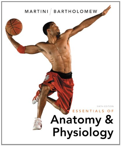 Essentials of Anatomy and Physiology  6th 2013 (Revised) edition cover