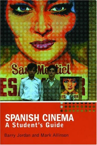 Spanish Cinema A Student's Guide  2005 edition cover