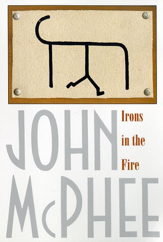 Irons in the Fire  N/A edition cover