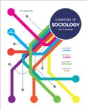 Essentials of Sociology A Norton Mix 4th edition cover