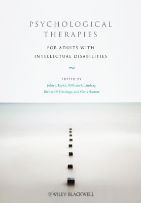 Psychological Therapies for Adults with Intellectual Disabilities   2012 9780470683453 Front Cover