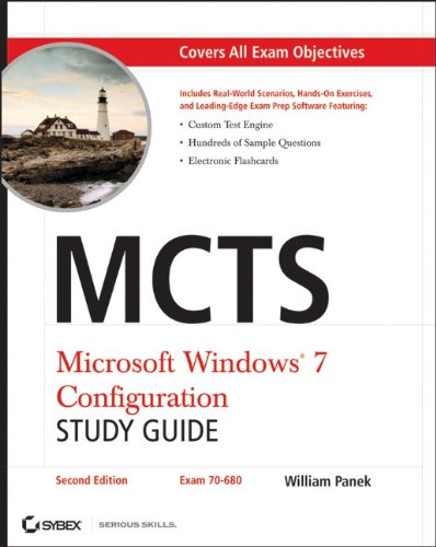 MCTS Microsoft� Windows� 7 Configuration 2nd 2011 edition cover