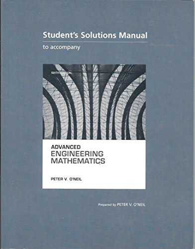 Advanced Engineering Mathematics  6th 2007 9780495082453 Front Cover