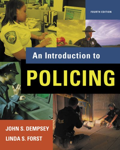 Introduction to Policing  4th 2008 (Revised) 9780495095453 Front Cover