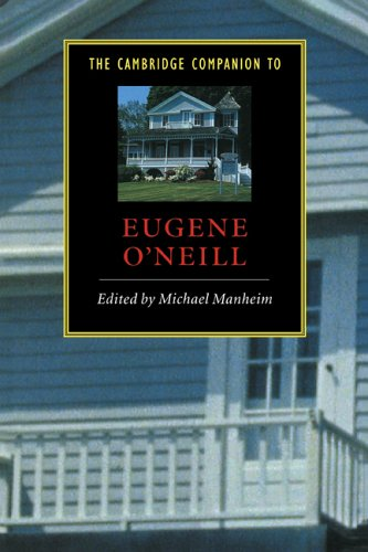 Cambridge Companion to Eugene O'Neill   1998 9780521556453 Front Cover