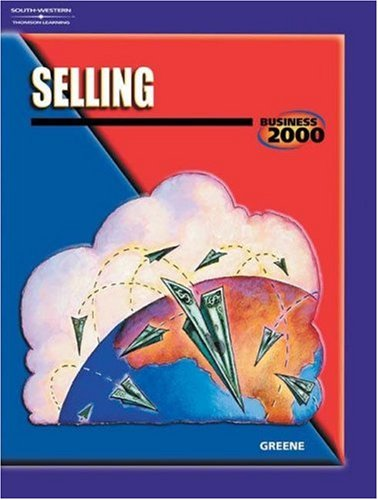 Business 2000: Selling   2003 9780538431453 Front Cover